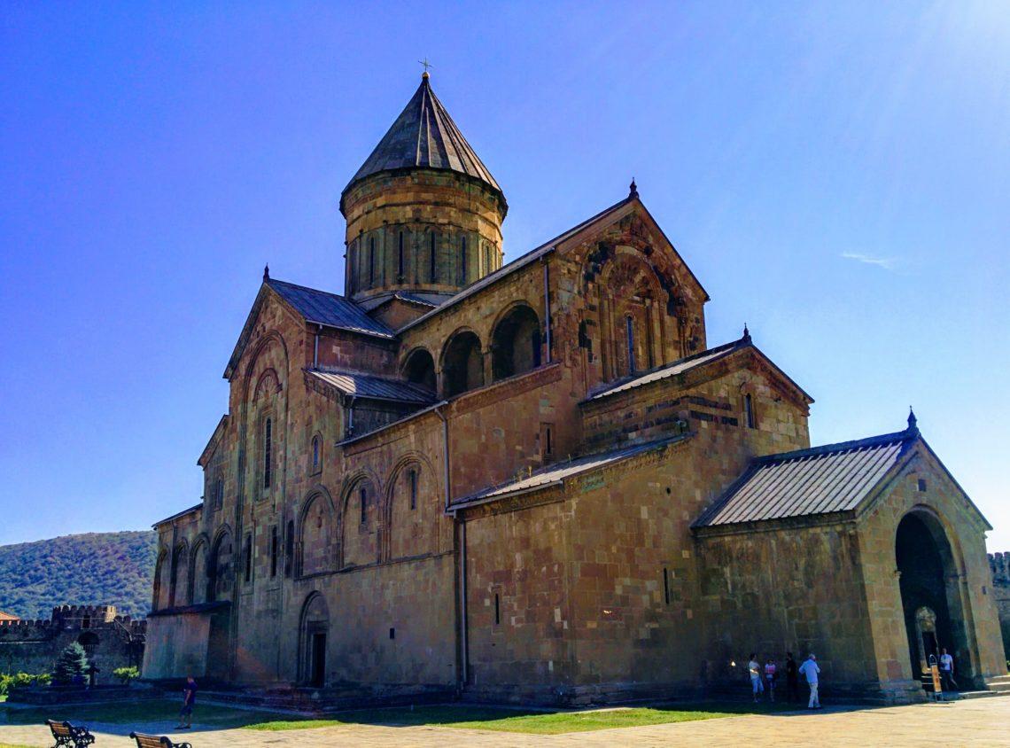 Легенда о храме Светицховели