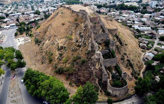 Горийская крепость — легенда